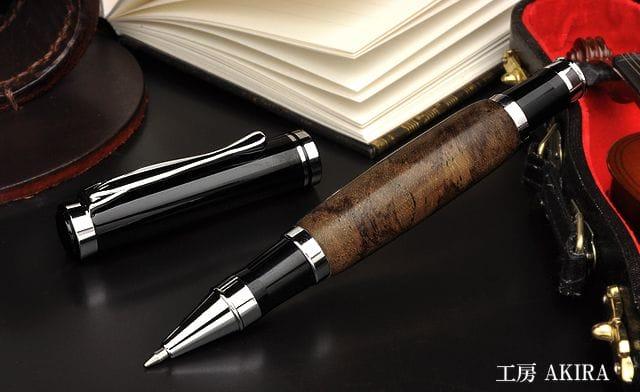 工房 AKIRA ボールペン 限定品 オックスフォード V2