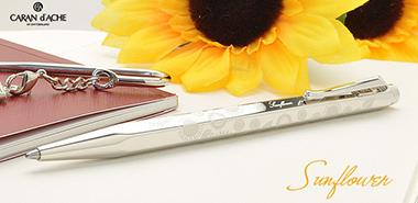 Pent〈ペント〉 ボールペン byカランダッシュ エクリドール ひまわり(sunflower)