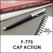 フィッシャー ボールペン キャップアクション F-775 スタンダード