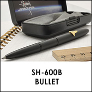 フィッシャー ボールペン ブレット SH-600B スペースシャトル