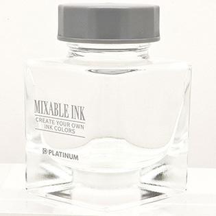 プラチナ万年筆 ミクサブルインク ミニ用 エンプティーボトル【空インク瓶】