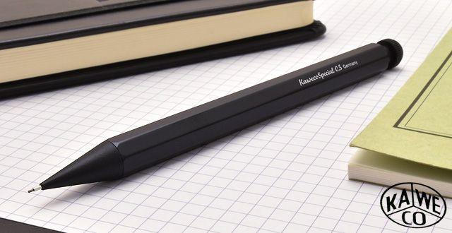 カヴェコ ペンシル 0.5mm ペンシルスペシャル ブラック