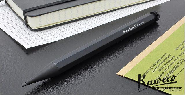 カヴェコ ペンシル 2.0mm ペンシルスペシャル ブラック