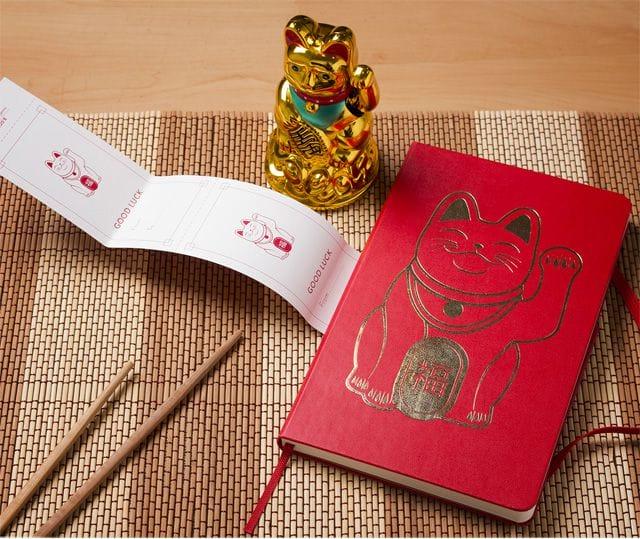 モレスキン ノートブック 限定版 マネキネコ