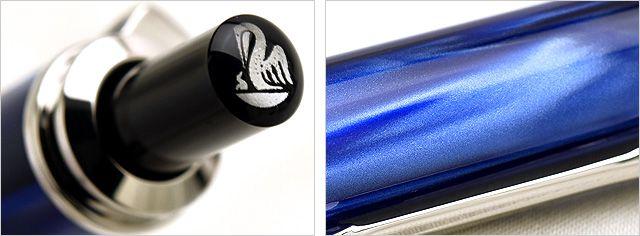 ペリカン ボールペン クラシック 205シリーズ マーブルブルー