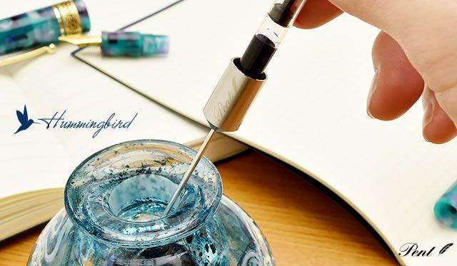 Pent〈ペント〉 インク吸入器アダプター ハミングバード