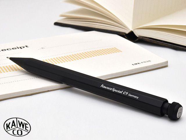 カヴェコ ペンシル 0.9mm ペンシルスペシャル ブラック