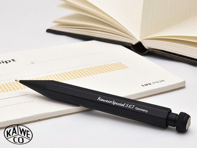 カヴェコ ペンシル 0.7mm ペンシルスペシャル ミニ ブラック
