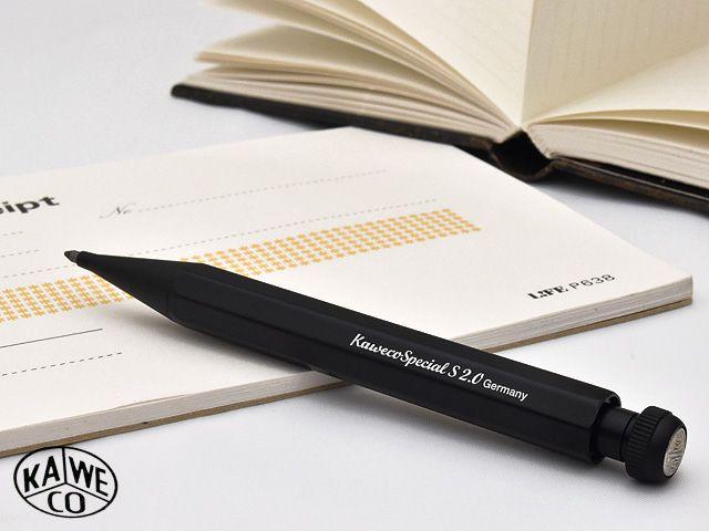 カヴェコ ペンシル 2.0mm ペンシルスペシャル ミニ ブラック