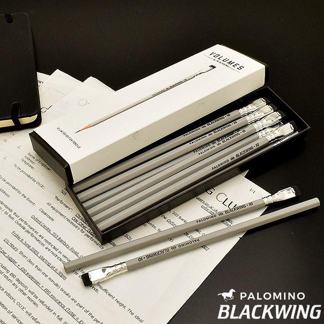パロミノ 鉛筆 ブラックウィング 10