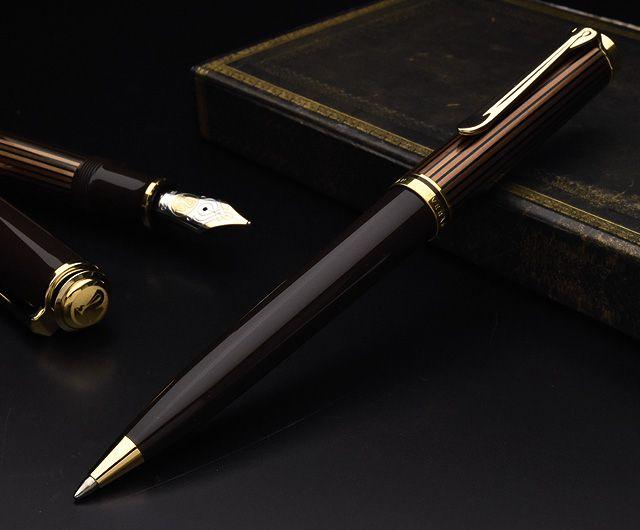 ペリカン ボールペン 特別生産品 スーベレーン800 ブラウンブラック K800