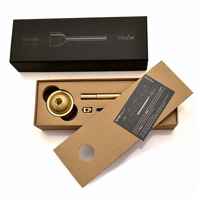 Rcube(アールキューブ) デスクペン INVISI(インビジ)  RC-19200