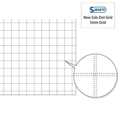 5mm grid
