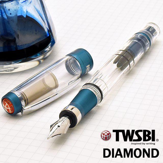 TWSBI(ツイスビー) 万年筆 ダイヤモンド 580AL