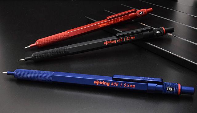 ロットリング メカニカルペンシル 0.5mm ロットリング600シリーズ 製図用シャープペンシル