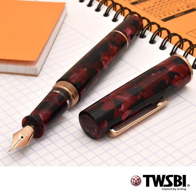 TWSBI(ツイスビー) 万年筆 特別生産品 Draco(ドラコ)