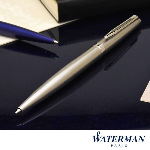 ウォーターマン ボールペン メトロポリタン エッセンシャル サテンCT