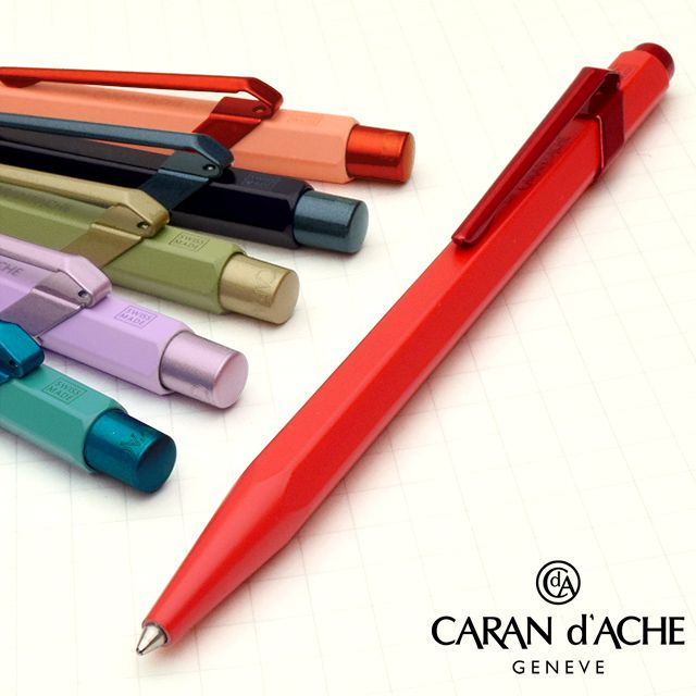 カランダッシュ ボールペン 限定品 849 クレーム・ユア・スタイル エディション3 NF0849-56
