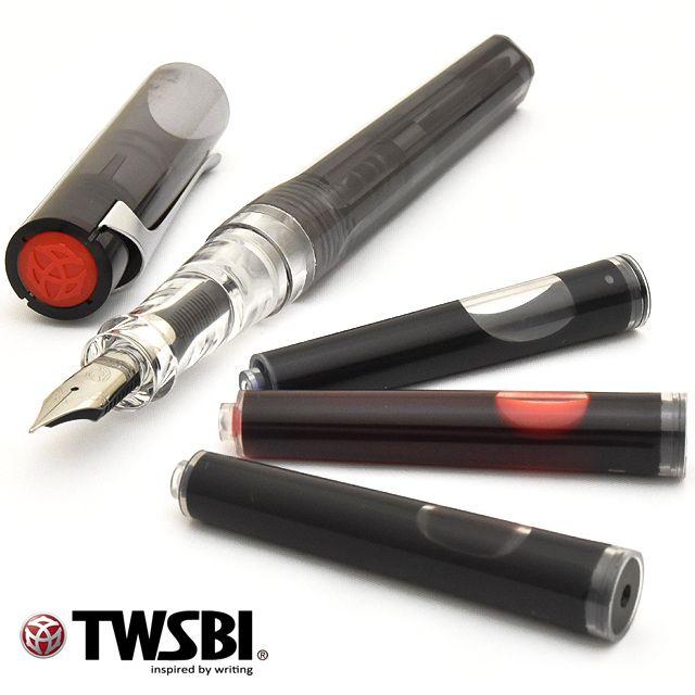 TWSBI(ツイスビー) インクカートリッジ 10本入り